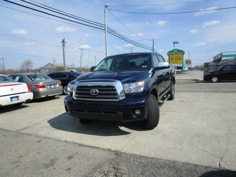 2007 Toyota Tundra for sale in Columbus, OH