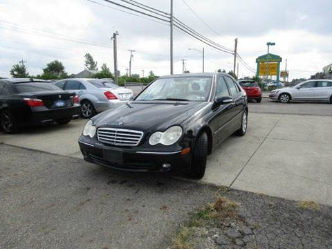2006 Mercedes-Benz C-Class for sale in Columbus, OH