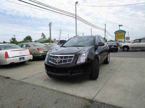 2010 Cadillac SRX for sale in Columbus, OH