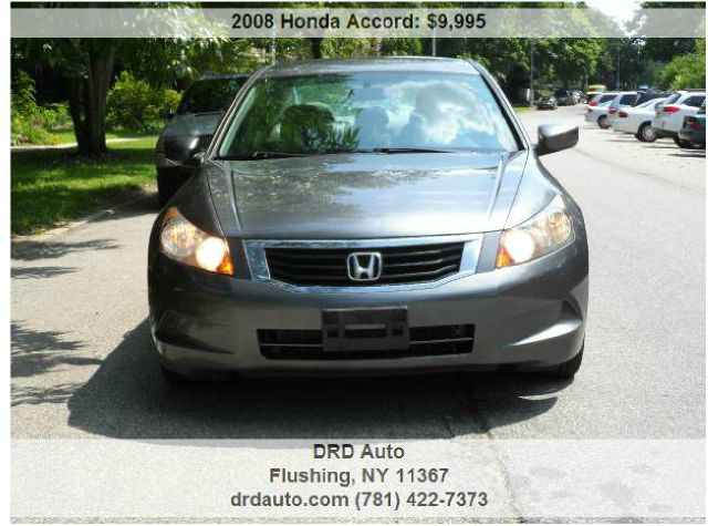 2008 Honda Accord for sale in Flushing NY