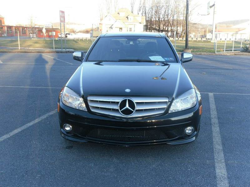 2008 mercedes benz c class awd c300 sport 4matic 4dr sedan for Mercedes benz reading pa