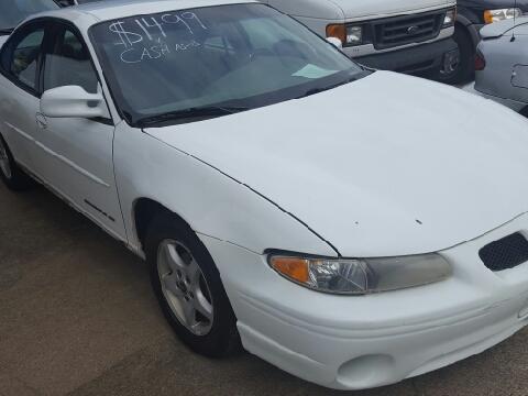 2000 Pontiac Grand Prix for sale in Owensboro, KY