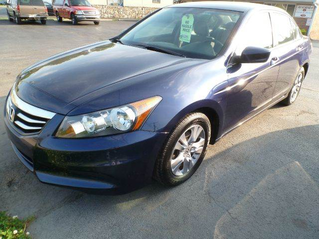 2012 Honda Accord for sale in 370 S Madison - Greenwood IN