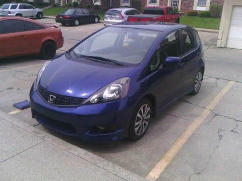 2013 Honda Fit for sale in Greenwood, IN