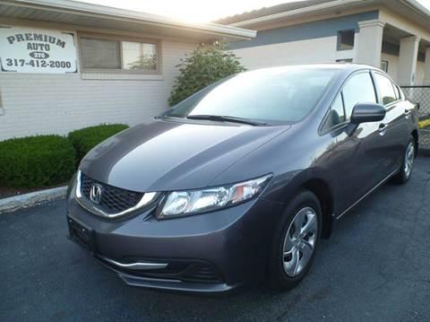 2014 Honda Civic for sale in Greenwood, IN