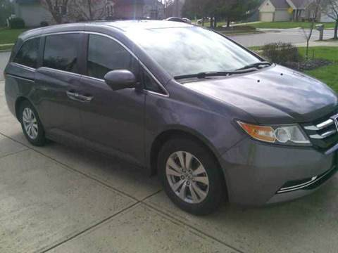 2014 Honda Odyssey for sale in Greenwood, IN