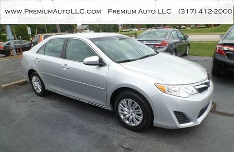 2013 Toyota Camry for sale in Greenwood, IN