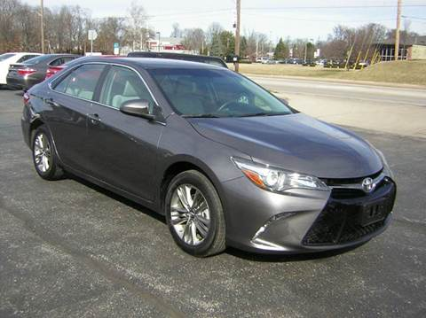 2016 Toyota Camry for sale in Greenwood, IN