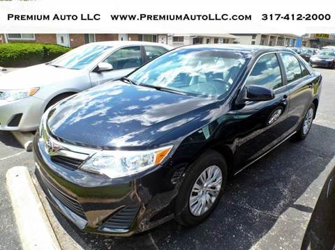 2014 Toyota Camry for sale in Greenwood, IN