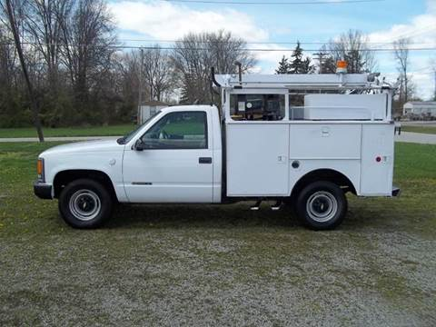 2000 Chevrolet C/K 3500 Series for sale in Georgetown, OH