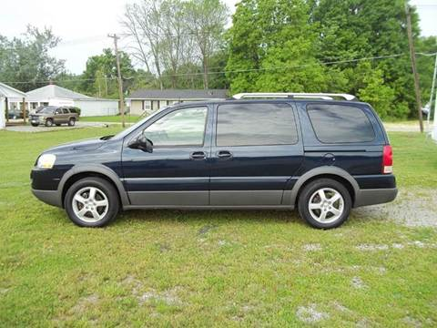 2005 Pontiac Montana SV6 for sale in Georgetown, OH
