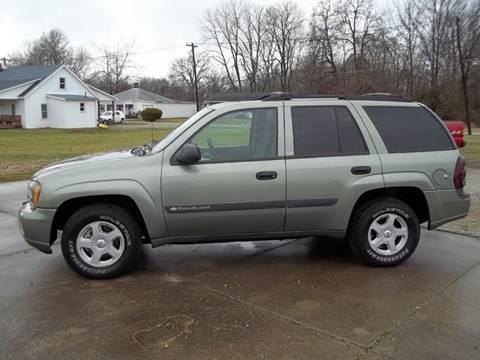 2003 Chevrolet TrailBlazer for sale in Georgetown, OH