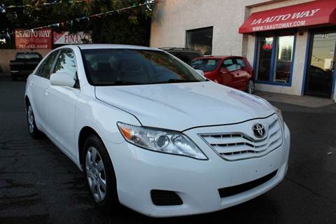 2011 Toyota Camry for sale in Revere, MA