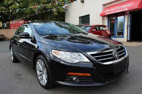 2010 Volkswagen CC for sale in Revere, MA