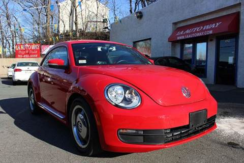 2012 Volkswagen Beetle for sale in Revere, MA