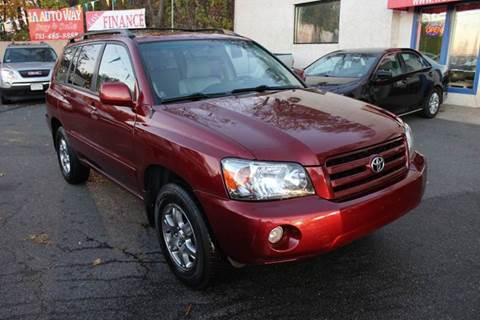 2006 Toyota Highlander for sale in Revere, MA