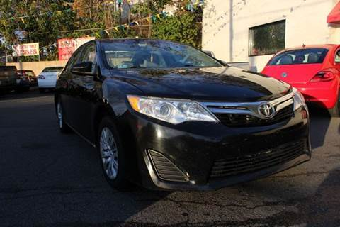 2013 Toyota Camry for sale in Revere, MA