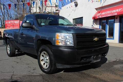 2008 Chevrolet Silverado 1500 for sale in Revere, MA