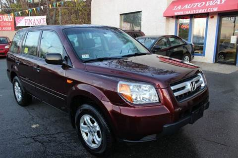 2007 Honda Pilot for sale in Revere, MA