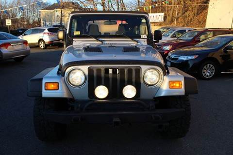 2005 Jeep Wrangler for sale in Revere, MA