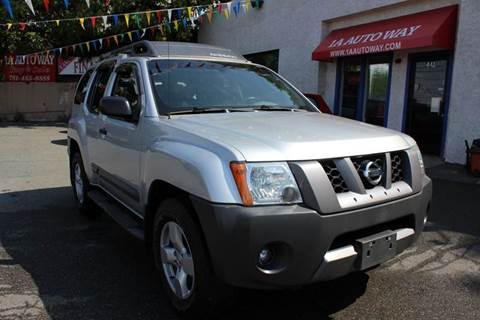 2005 Nissan Xterra for sale in Revere, MA