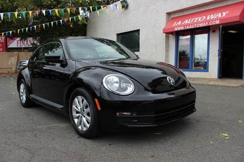 2013 Volkswagen Beetle for sale in Revere, MA