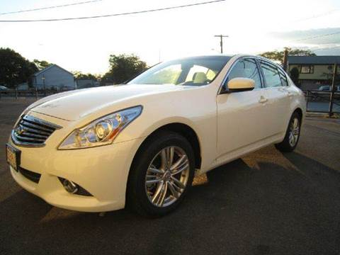 2012 Infiniti G25 for sale in Revere, MA