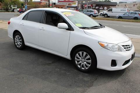 2013 Toyota Corolla for sale in Everett, MA
