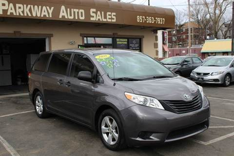 2011 Toyota Sienna for sale in Everett, MA