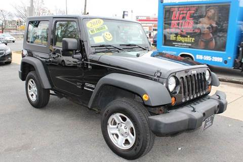 2010 Jeep Wrangler for sale in Everett, MA