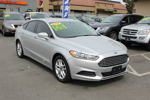 2014 Ford Fusion for sale in Everett, MA