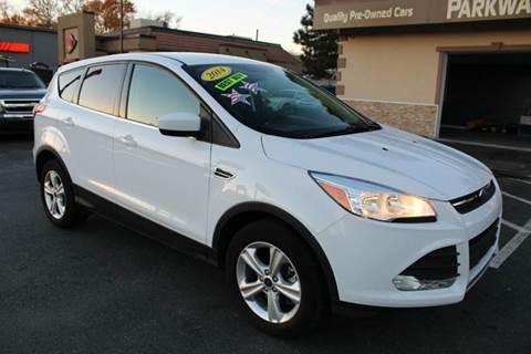 2014 Ford Escape for sale in Everett, MA
