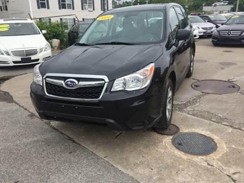 2014 Subaru Forester for sale in Everett, MA