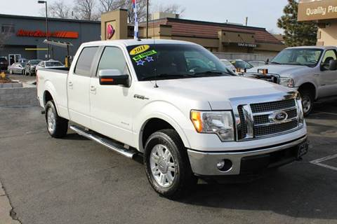 2011 Ford F-150 for sale in Everett, MA