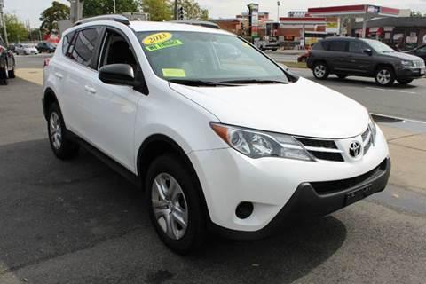 2013 Toyota RAV4 for sale in Everett, MA