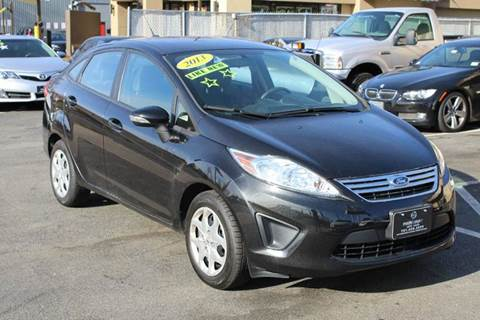 2013 Ford Fiesta for sale in Everett, MA