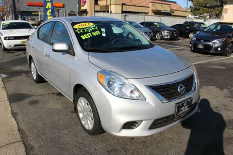 2013 Nissan Versa for sale in Everett, MA