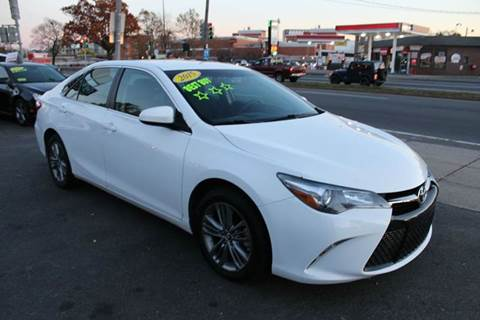 2015 Toyota Camry for sale in Everett, MA