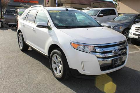 2013 Ford Edge for sale in Everett, MA