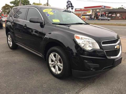 2011 Chevrolet Equinox for sale in Everett, MA