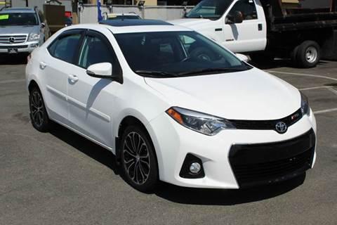 2015 Toyota Corolla for sale in Everett, MA