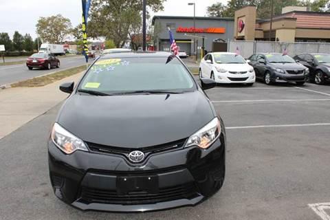 2014 Toyota Corolla for sale in Everett, MA