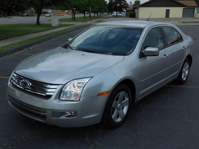 Used 2008 Ford Fusion For Sale