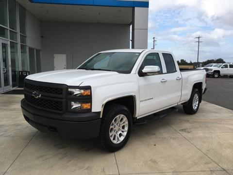 2014 Chevrolet Silverado 1500 for sale in Newport, AR
