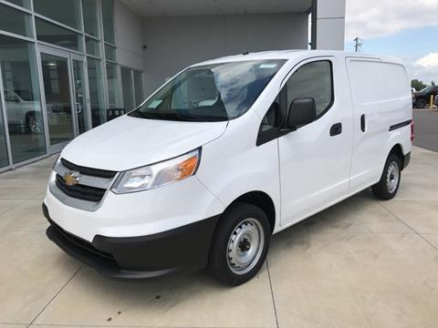 2017 Chevrolet City Express Cargo for sale in Newport, AR
