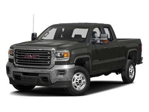 2017 GMC Sierra 2500HD for sale in Newport, AR