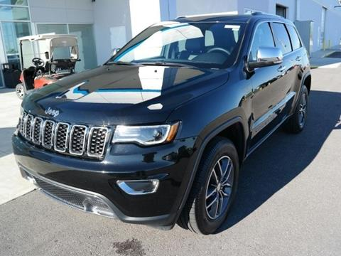 2017 Jeep Grand Cherokee for sale in Newport, AR