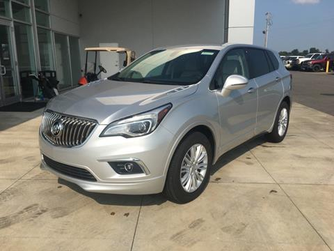 2017 Buick Envision for sale in Newport, AR