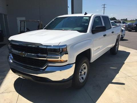 2017 Chevrolet Silverado 1500 for sale in Newport, AR