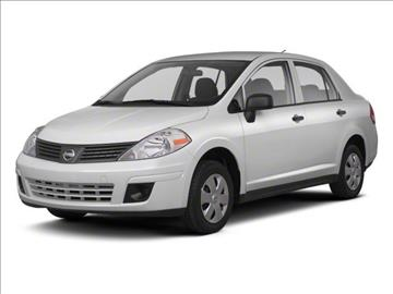2011 Nissan Versa for sale in Newport, AR